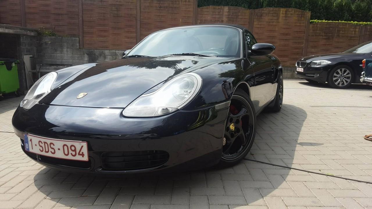 Autobekleding - Bekleding Porsche